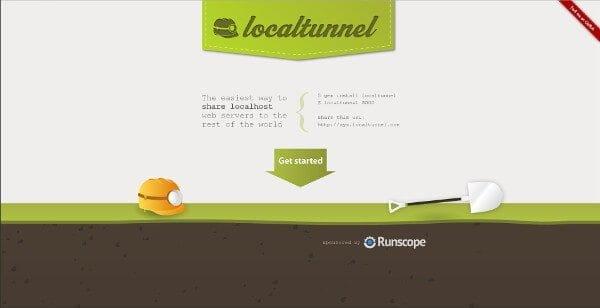 localtunnel
