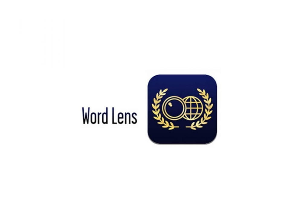 google application word lens