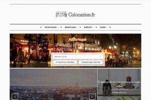creation blog colocation.fr