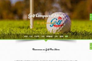 creation site internet golf pau