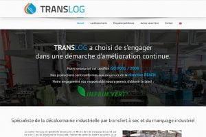 creation site internet industriel