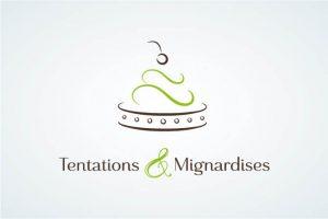 realisation logo patissier