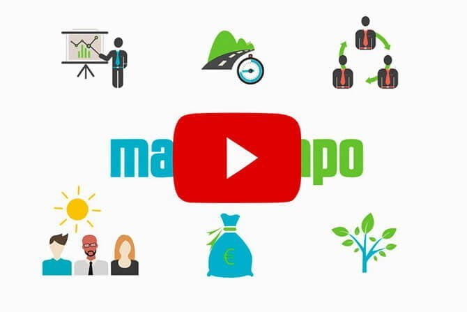 realisation video logistique mapotempo