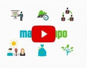 creation vidéo mapotempo
