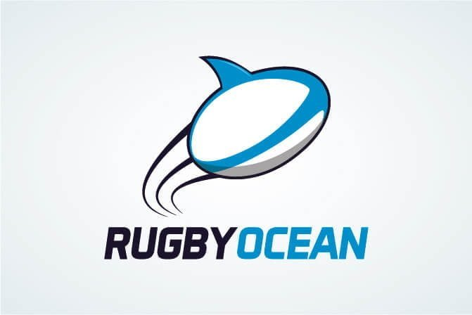 creation de logo sport rugby