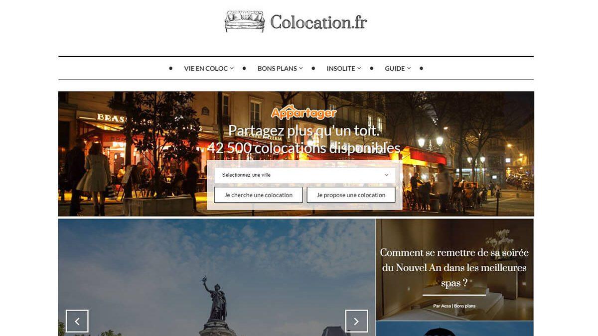 creation de site internet pau colocation