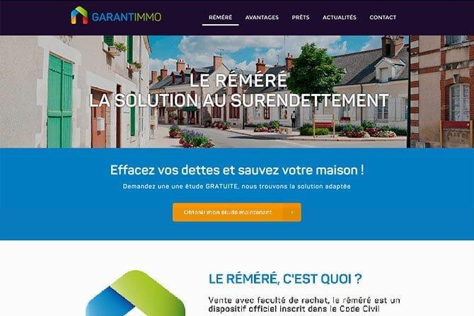 realisation de site internet banque