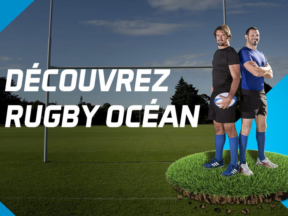 agence de communication rugby ocean