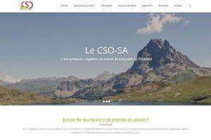 realisation site internet clinique